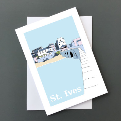 St Ives Harbour Card