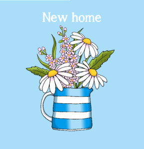 New Home Cornish ware